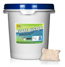 wastewater treatment FoamBuster