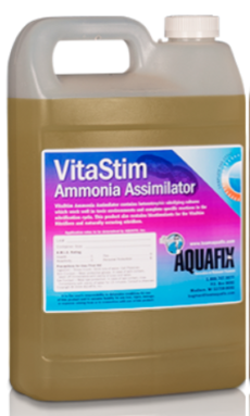 wastewater treatment ammonia assimilator