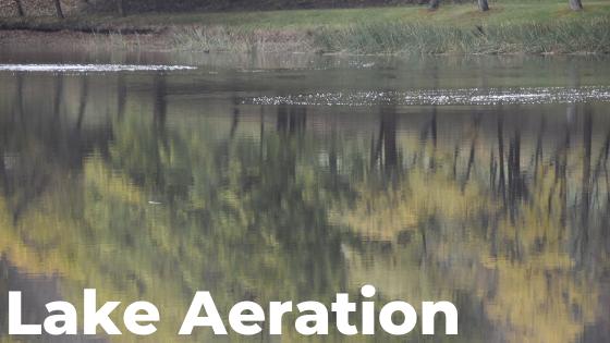 Lake Aeration